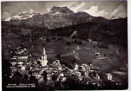 VALTOURNANCHE M. 1524 -  (AO) - - Italia