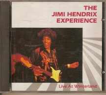 CD. THE JIMI HENDRIX EXPERIENCE - Live At Winterland - 13 Titres - - Music & Instruments