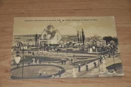 1401- Bruxelles Brussel, Exposition Internationale De B. - 1910 - Expositions Universelles