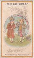 Chromo - Bouillon Morris - Allumettes Chimiques 1816 - Chromos