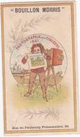 Chromo - Bouillon Morris - Photographie Des Couleurs 1891 - Autres