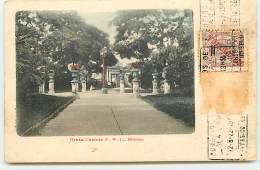CHINE - Gruta Camoes P.W.D. - MACAO - China