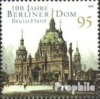 BRD (BR.Deutschland) 2445 (completa Edizione) MNH 2005 Berlino Dom - [7] Repubblica Federale