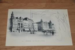 1406- Oostende Ostende, Un Coin De La Digue - 1900 - Oostende