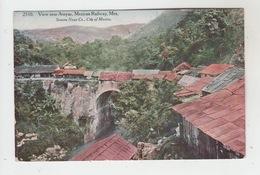 VIEW NEAR ATOYAC / MEXICAN RAILWAY - Mexico