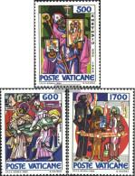 Vatikanstadt 867-869 (complete Issue) Unmounted Mint / Never Hinged 1985 Holy. Methodius - Vatican
