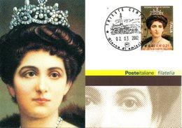 ITALIA 2002 CARD - 6. 1946-.. República