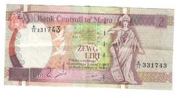 Malta 2 Liri 1994 - Malta