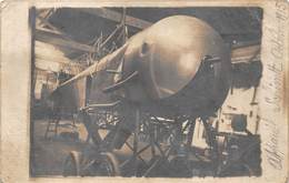 CARTE-PHOTO- APPAREIL SCHIMTT OCTOBRE 1915 - Avions