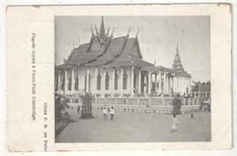 PNOM-PENH - Pagode Royale à Pnom-Penh (Cambodge) - Cambodge
