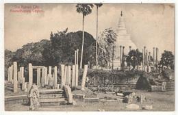 The Ruined City, ANURADHAPURA, Ceylon - Sri Lanka (Ceylon)