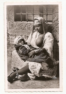 Scènes Et Types 1007. Mauresque Et Son Enfant  (3864) - Scenes