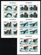 C17. Burundi - MNH - Animals - Birds - Imperf - Other