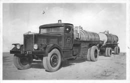 CAMION- CITERNE - Camions & Poids Lourds
