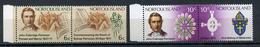 1971 - ISOLA NORFOLK -  Mi. Nr. 124/127 - NH - (CW4755.17) - Isola Norfolk