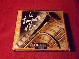 SELECTION DU READER'S DIGEST  °°  73 TITRES LA TROMPETTE D'OR    3 CD - Music & Instruments
