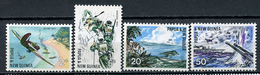 1967 - PITCAIRN -  Mi. Nr. 119/122 - NH - (CW4755.17) - Isola Norfolk