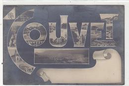 Couvet - Oblit.linéaire - Timbres - 1907          (P-149-71130) - JU Jura