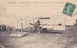 AVIATION  -   Le Lieutenant REMY Avant Son Départ - Aviateurs