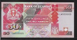 Ouganda - 50 Schillings - Pick N°30 - NEUF - Uganda
