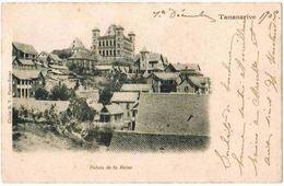 CPA TANANARIVE - Palais De La Reine - Madagascar