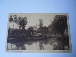 Schepdaal (Dilbeek) //  Pede - Sainte Gertrude 19?? - België