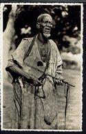 "NIGER - Carte Postale Glacé ""Musicien Haoussa "" Collection G. Labitte Dakar - B/TB - - Niger"