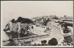Rosia Bay, Gibraltar, C.1940 - RP Postcard - Gibraltar