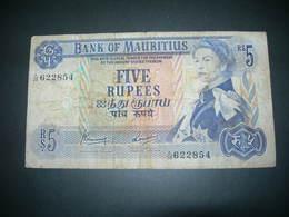 Mauritius 5 Rupees - Mauritius
