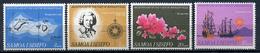 1968 - SAMOA  -  Mi. Nr. 178/181 - NH - (CW4755.17) - Dipendenza Di Ross (Nuova Zelanda)
