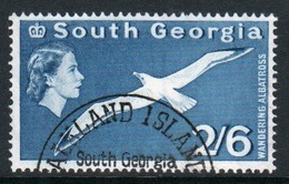 South Georgia 1963 Definitive 2/6d Stamp In Fine Used Condition. - South Georgia