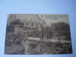 Nieuwenrode (Kapelle Op Den Bosch - Chapelle Au Bois) Pastorij Ingangbrug - Cure Pont Entree 19?? - Kapelle-op-den-Bos