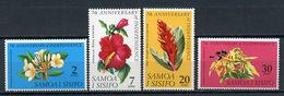 1968 - SAMOA  -  Mi. Nr. 191/194 - NH - (CW4755.17) - Nuovi