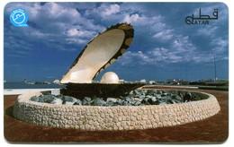 QA-QTL-AUT-0053 - Pearl Oyster Monument - Qatar