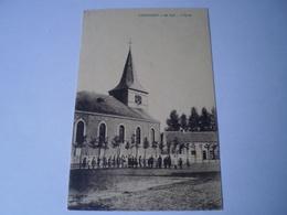Sterrebeek (Zaventem) De Kerk - Eglise (veel Volk - Animee) 19??ed. Desaix - België