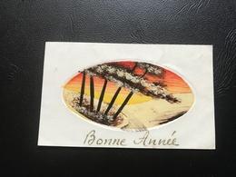 BONNE ANNEE 1924 - Año Nuevo