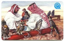 QA-QTL-AUT-0078 - Arabs With Falcons - Qatar