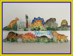 Dinosaures .. Série Complète ...Ref AFF : 2-1994 ... ( Pan14) - Animals