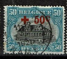 159  Obl  18 - 1918 Croix-Rouge