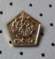 SSJ Confederation Of Free Trade Unions Of Yugoslavia Pin - Associations