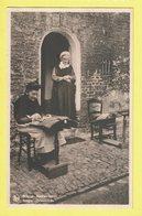 * Brugge - Bruges (West Vlaanderen) * (Nels, Librairie L. De Reyghere) Kantwerksters, Dentellières, Femme, Rare, Old CPA - Brugge