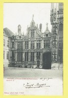 * Brugge - Bruges (West Vlaanderen) * (Editeur Albert Sugg, Série 11, Nr 12) L'ancien Greffe Du Franc, 1902, Rare, TOP - Brugge