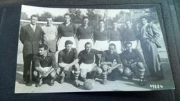 Cpa Carte  Foot Football Nancy Rc - Football