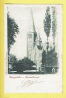 * Ruiselede - Ruysselede * (Uitgever Standaert) Kasteelstraat, église, Kerk, Church, Kirche, TOP, Unique, Rare - Ruiselede