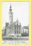 * Brugge - Bruges (West Vlaanderen) * (L.L. Brux, Nr 69) L'ancienne Académie, Poorterslogie, J. Van Buylaere, TOP, Rare - Brugge