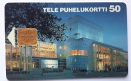 Tampere Hall , Used Finland - Finland