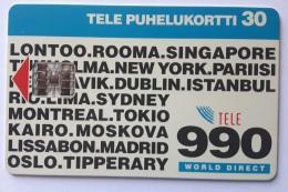 World Direct I , Used Finland - Finland