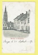 * Brugge - Bruges (West Vlaanderen) * (Wereldpostvereeniging) Les Dentellières, Kantwerksters, Animée, église, TOP - Brugge