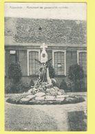* Ruiselede - Ruysselede * (Uitg Standaert) Monument Der Gesneuvelde Soldaten, Statue, Guerre, Rare Old, CPA - Ruiselede
