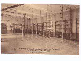 1 Postkaart Antwerpen Etablissement Des Dames De L'Instruction Chrétienne - Antwerpen